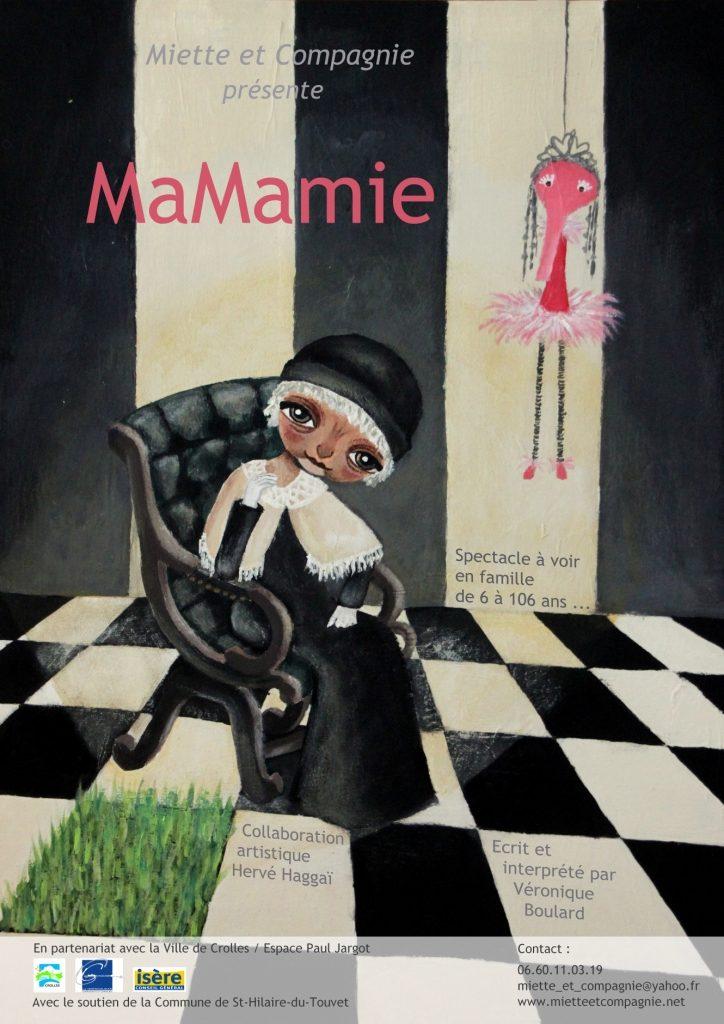 affiche mamamie web